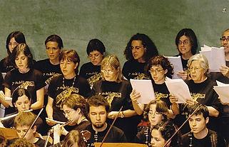 Aula de Música 7- Cor d'adults