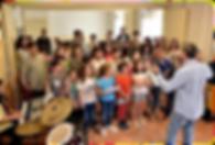 Aula de Música 7- Classes de música de nivell elemental