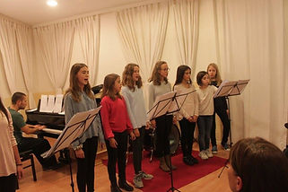 Aula de Música 7- Cor Jove