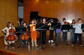 Aula de Música 7- Conjunts instrumentals