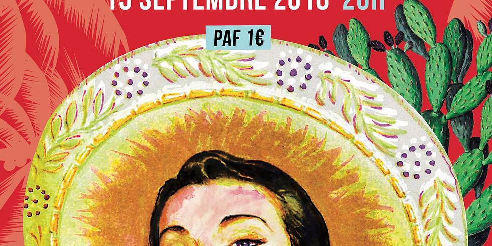 Soirée EL GRITO: Mariachi, Tacos & Cocktails