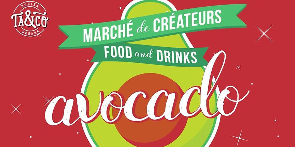 Marché de créateurs - Avocado