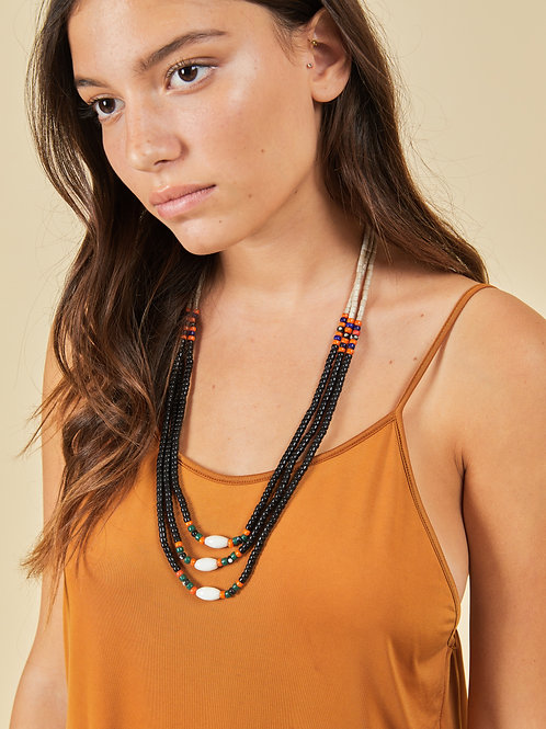 Black Naga Necklace