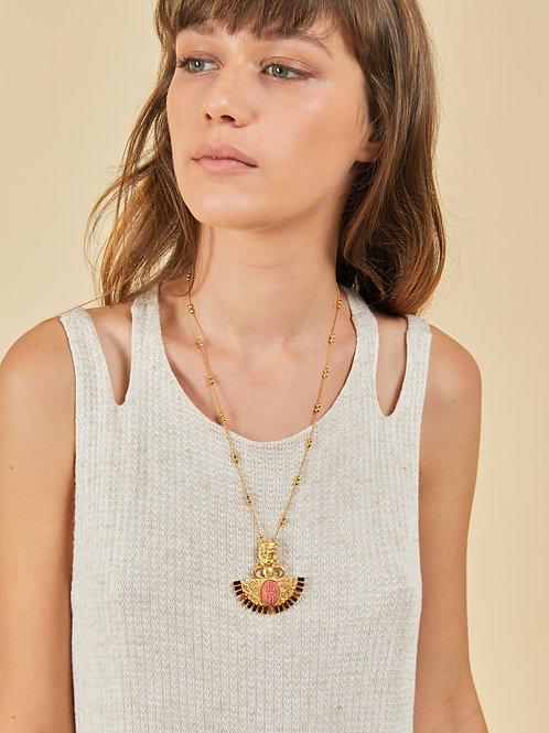 Pharaoh Sun Necklace