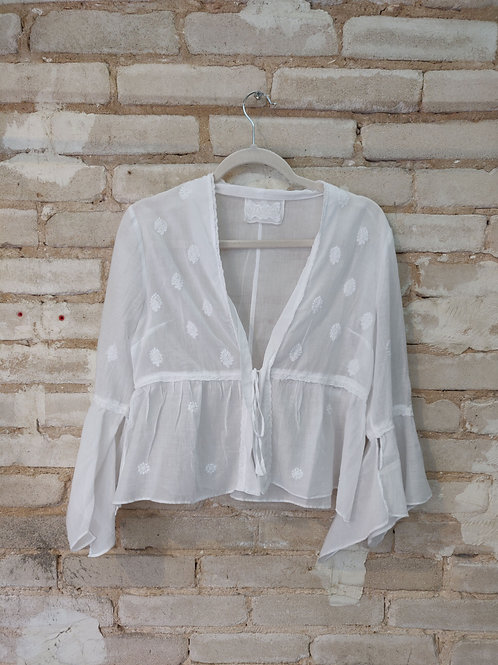 White Julie Jacket