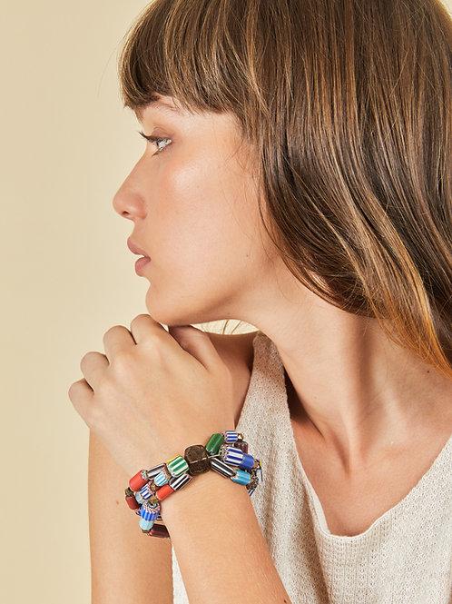 Triple Chevron Bracelet