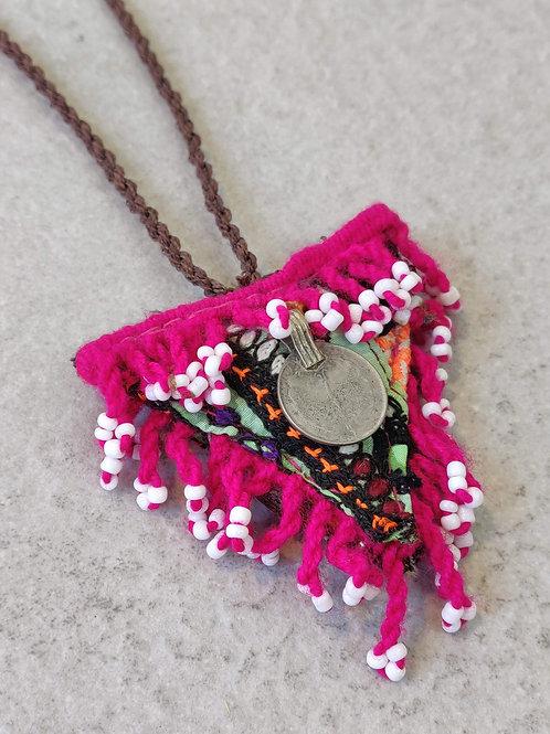 Banjara Cushion Pendant