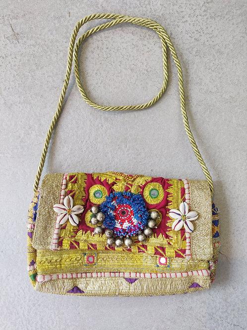Vintage Afghani Clutch