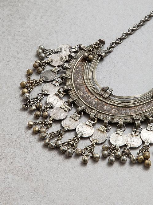 Antique Afghan Necklace