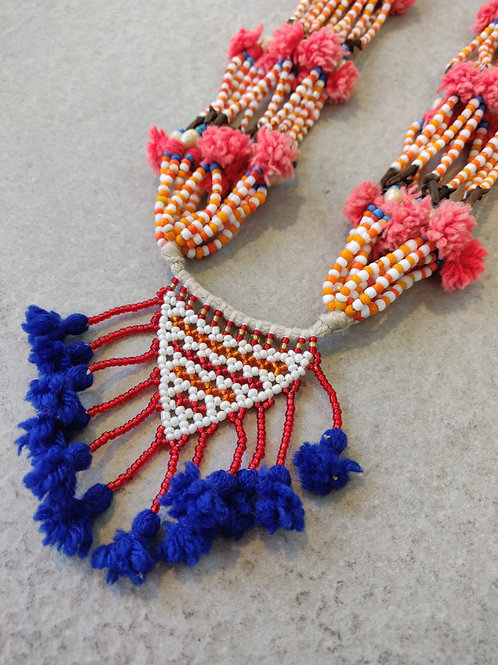 Beaded Aditi Necklace