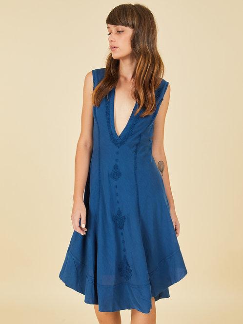 Sleeveless Victoria Dress