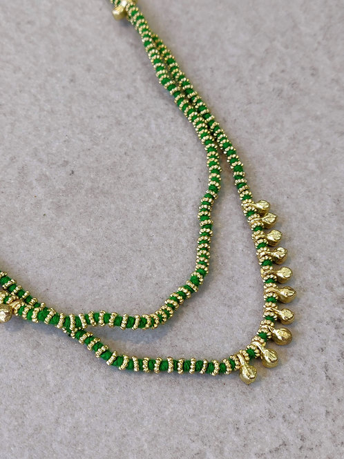 Green Lori Necklace