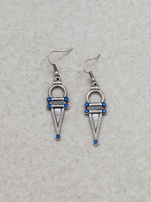 Mini Touareg Earrings