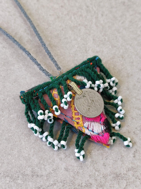Banjara Cushion Pendant