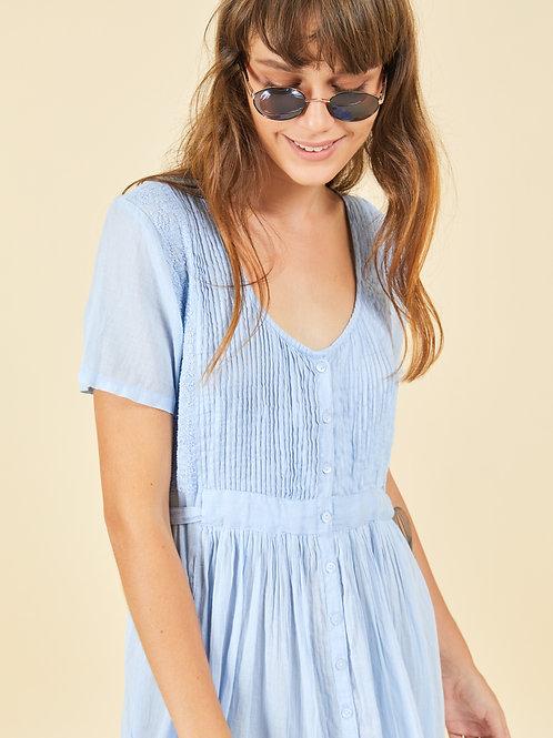 Sky Blue Sivotta Dress
