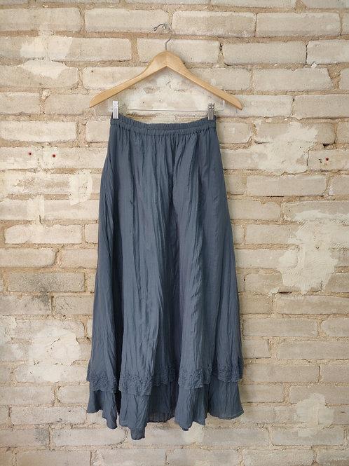 Charcoal Debbie Skirt