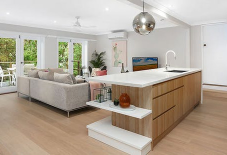 Selling Houses Australia Kitchen Makeover: Normanhurst