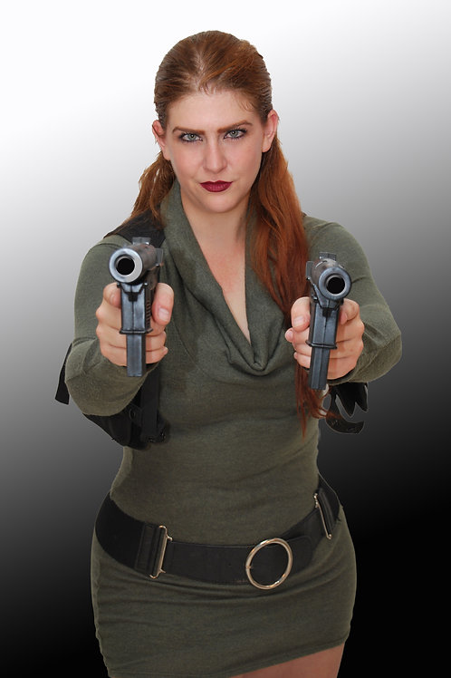 Danger Zone! - Cosplay Print