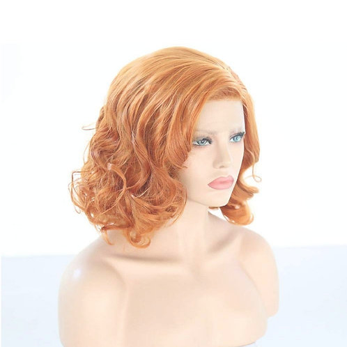Short Curly Lace Front Wig