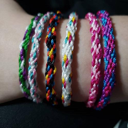 Woven Pride Bracelet