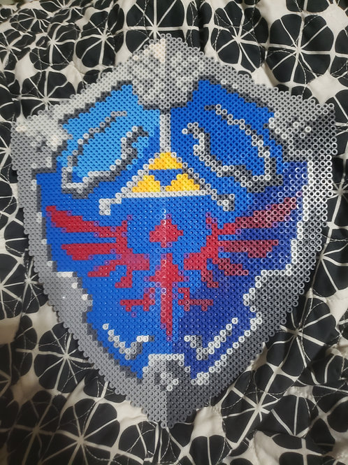 Shield Bead Art