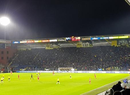 NAC Breda - AZ Alkmaar