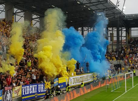 DAC Dunajska Streda - Slovan Bratislava