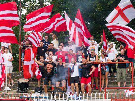 Dukla Banska Bystrica - FK Poprad