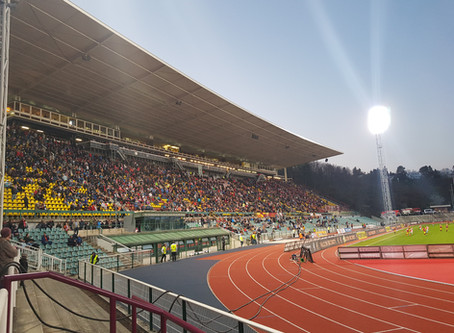 Dukla Praag - Slavia Praag