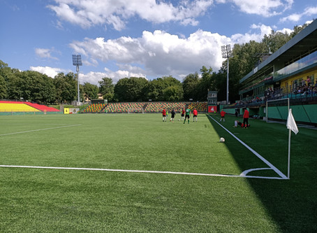 Baltijos Futbolo Akademija - FK Atmosfera