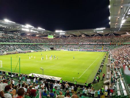 Legia Warschau - KuPS Kuopio