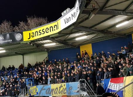 RKC Waalwijk - Cambuur Leeuwarden
