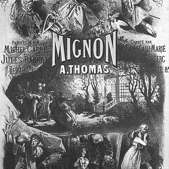 MIGNON (A. Thomas)
