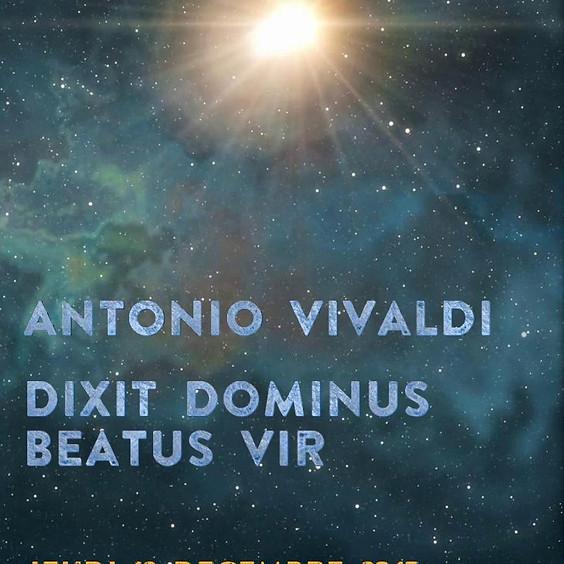 Dixit Dominus RV.594 - A. Vivaldi