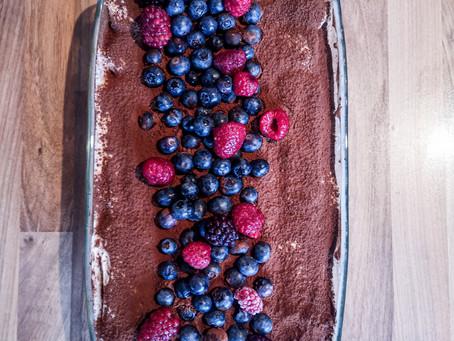 UNBAKED SPONGE FINGERS CAKE