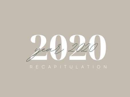 2020 RECAPITULATION