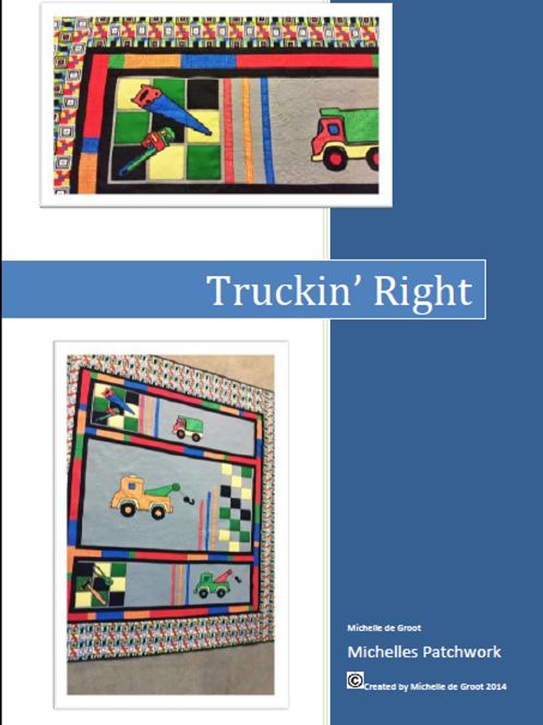 TR101-Truckin' Right