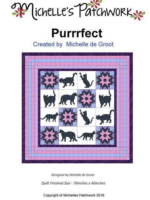 PP101- Purrrfect Pattern