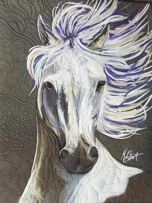 Silver Stallion Large