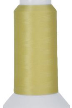 Micro Quilter Thread Baby Yellow
