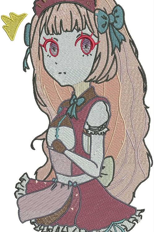 Erika Embroidery File