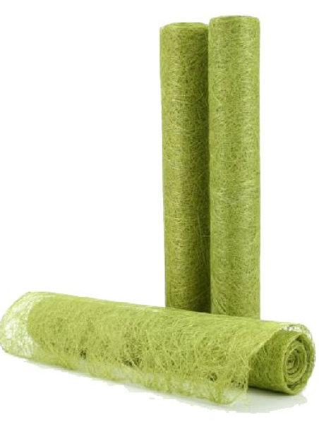 Abaca Mid Green