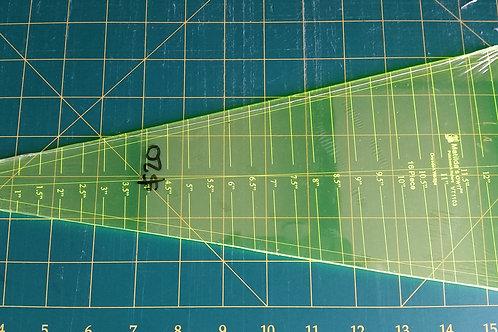 Dresden Ruler 13 inch