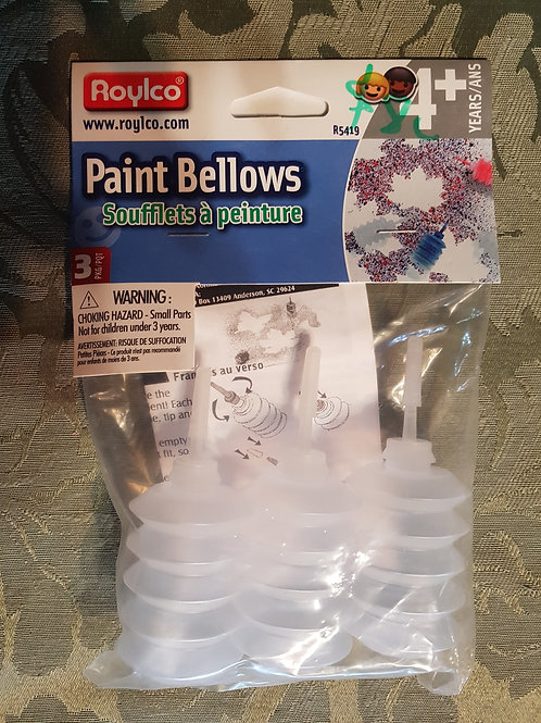 Paint Bellows