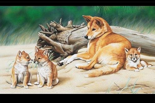 Wildlife Art 4 #DV3704
