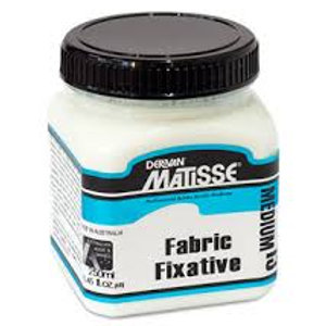 Derivan Matisse Fabric Fixative/Medium 250ml