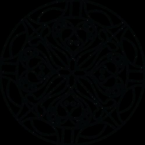 Mandella Embroidery 2