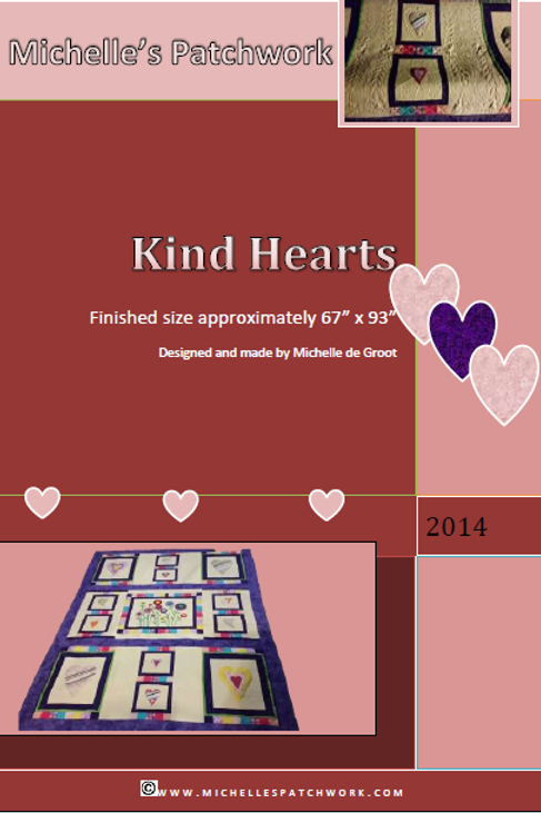 KH101-Kind Hearts Pattern