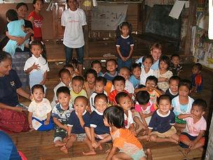 Carol & Burma kids.jpg