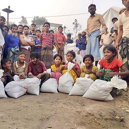 Rice to Rohingya.JPG